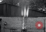 Image of Inverted German rocket engine test Germany, 1942, second 41 stock footage video 65675030732