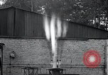 Image of Inverted German rocket engine test Germany, 1942, second 42 stock footage video 65675030732