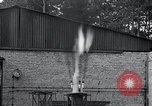 Image of Inverted German rocket engine test Germany, 1942, second 43 stock footage video 65675030732