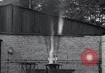 Image of Inverted German rocket engine test Germany, 1942, second 44 stock footage video 65675030732