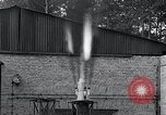 Image of Inverted German rocket engine test Germany, 1942, second 45 stock footage video 65675030732