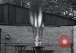 Image of Inverted German rocket engine test Germany, 1942, second 46 stock footage video 65675030732
