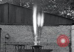Image of Inverted German rocket engine test Germany, 1942, second 47 stock footage video 65675030732