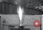 Image of Inverted German rocket engine test Germany, 1942, second 48 stock footage video 65675030732