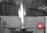 Image of Inverted German rocket engine test Germany, 1942, second 49 stock footage video 65675030732