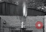 Image of Inverted German rocket engine test Germany, 1942, second 50 stock footage video 65675030732
