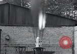 Image of Inverted German rocket engine test Germany, 1942, second 51 stock footage video 65675030732