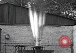 Image of Inverted German rocket engine test Germany, 1942, second 52 stock footage video 65675030732