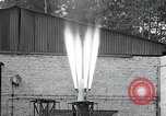 Image of Inverted German rocket engine test Germany, 1942, second 54 stock footage video 65675030732