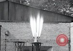 Image of Inverted German rocket engine test Germany, 1942, second 56 stock footage video 65675030732