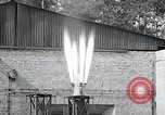 Image of Inverted German rocket engine test Germany, 1942, second 57 stock footage video 65675030732