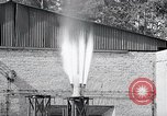 Image of Inverted German rocket engine test Germany, 1942, second 58 stock footage video 65675030732