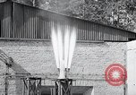 Image of Inverted German rocket engine test Germany, 1942, second 59 stock footage video 65675030732