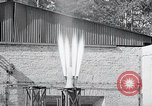 Image of Inverted German rocket engine test Germany, 1942, second 60 stock footage video 65675030732