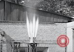 Image of Inverted German rocket engine test Germany, 1942, second 62 stock footage video 65675030732