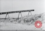 Image of V-1 charger and rocket mount and launch Germany, 1942, second 16 stock footage video 65675030733
