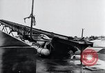 Image of V-1 charger and rocket mount and launch Germany, 1942, second 47 stock footage video 65675030733