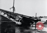 Image of V-1 charger and rocket mount and launch Germany, 1942, second 48 stock footage video 65675030733