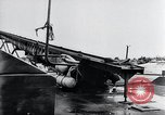 Image of V-1 charger and rocket mount and launch Germany, 1942, second 49 stock footage video 65675030733