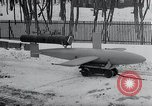 Image of Fi103 V-1 tests Germany, 1947, second 25 stock footage video 65675030735
