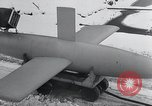 Image of Fi103 V-1 tests Germany, 1947, second 33 stock footage video 65675030735