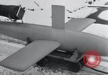 Image of Fi103 V-1 tests Germany, 1947, second 34 stock footage video 65675030735