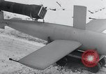Image of Fi103 V-1 tests Germany, 1947, second 36 stock footage video 65675030735