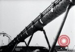 Image of V-1 rocket test launch Germany, 1942, second 19 stock footage video 65675030736