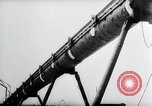 Image of V-1 rocket test launch Germany, 1942, second 22 stock footage video 65675030736