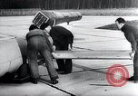 Image of V-1 Fi103 flying bomb parts Germany, 1942, second 52 stock footage video 65675030739