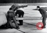 Image of V-1 Fi103 flying bomb parts Germany, 1942, second 55 stock footage video 65675030739