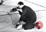 Image of V-1 Fi103 flying bomb parts Germany, 1942, second 61 stock footage video 65675030739