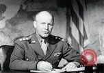 Image of US General speaks about KB-700 United States USA, 1943, second 12 stock footage video 65675030751