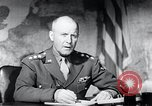 Image of US General speaks about KB-700 United States USA, 1943, second 14 stock footage video 65675030751