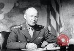 Image of US General speaks about KB-700 United States USA, 1943, second 17 stock footage video 65675030751