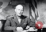 Image of US General speaks about KB-700 United States USA, 1943, second 26 stock footage video 65675030751