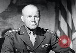 Image of US General speaks about KB-700 United States USA, 1943, second 62 stock footage video 65675030751