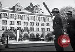 Image of Military Police Nuremberg Germany, 1946, second 8 stock footage video 65675030754