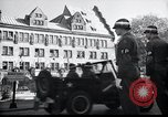 Image of Military Police Nuremberg Germany, 1946, second 11 stock footage video 65675030754