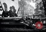 Image of Military Police Nuremberg Germany, 1946, second 16 stock footage video 65675030754