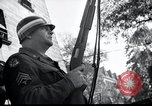 Image of Military Police Nuremberg Germany, 1946, second 21 stock footage video 65675030754