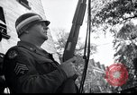 Image of Military Police Nuremberg Germany, 1946, second 23 stock footage video 65675030754