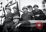 Image of Military Police Nuremberg Germany, 1946, second 25 stock footage video 65675030754