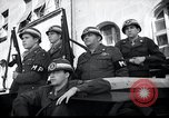 Image of Military Police Nuremberg Germany, 1946, second 27 stock footage video 65675030754