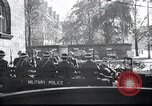 Image of Military Police Nuremberg Germany, 1946, second 29 stock footage video 65675030754