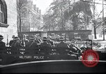 Image of Military Police Nuremberg Germany, 1946, second 31 stock footage video 65675030754
