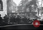 Image of Military Police Nuremberg Germany, 1946, second 32 stock footage video 65675030754