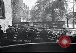 Image of Military Police Nuremberg Germany, 1946, second 33 stock footage video 65675030754