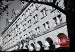 Image of Military Police Nuremberg Germany, 1946, second 42 stock footage video 65675030754