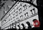 Image of Military Police Nuremberg Germany, 1946, second 43 stock footage video 65675030754